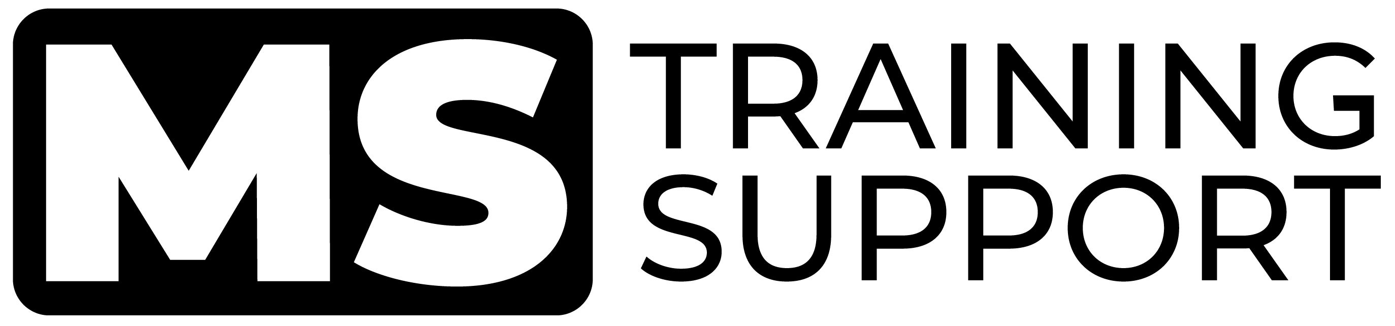 ms training support logo